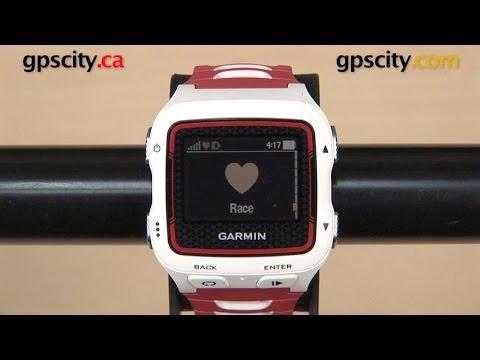 Garmin Forerunner 920XT: Create a Custom Activity with GPS City