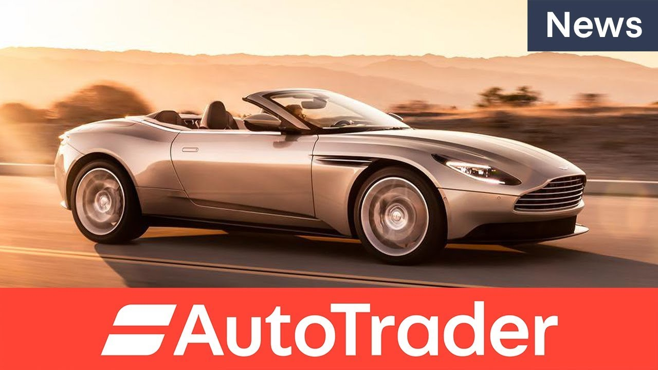 New Used Aston Martin Db11 Cars For Sale Autotrader