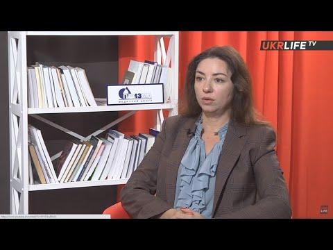 UKRLIFE.TV: Россия радуется любой теме, придающей ей масштаб, - даже если это воровство, - Олеся Яхно