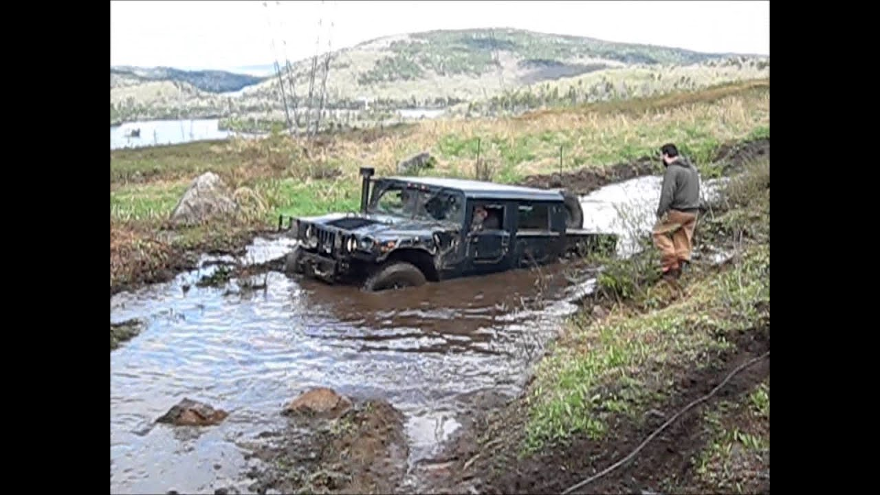 hummer and unimog extreme offroad 4x4 in 4x4 arb off road rally mont tremblant youtube. Black Bedroom Furniture Sets. Home Design Ideas