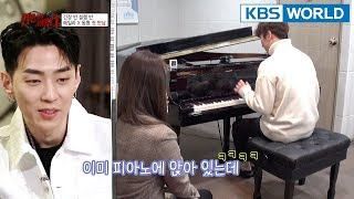 Donghwan keeps trying to impress Ailee [Hyena On the Keyboard/ 2018.03.21]