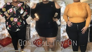 Yassss Another Rosegal Try-On Haul   Plus Size