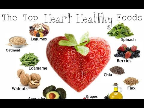 foods-for-healthy-heart