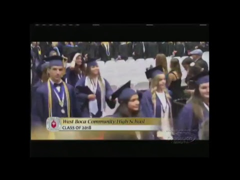 West Boca Raton Community High School 2018 Graduation