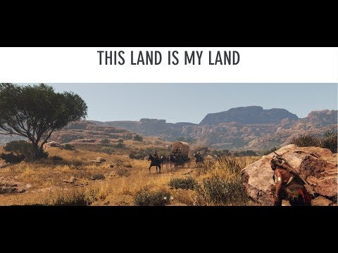 New Game Announced! - This is My Land – An Native American Western