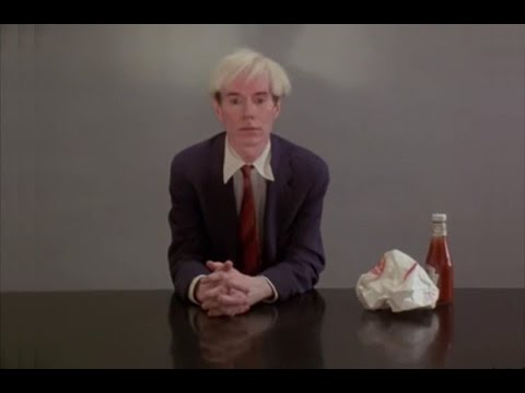 Jørgen Leth Interview: Andy Warhol Eating a Hamburger