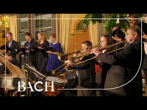 Bach - Cantata Auf, schmetternde Töne BWV 207a - Van Veldhoven | Netherlands Bach Society
