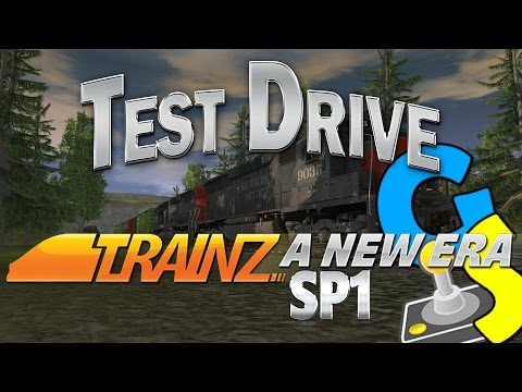 Trainz: A New Era (with SP1) | Test Drive