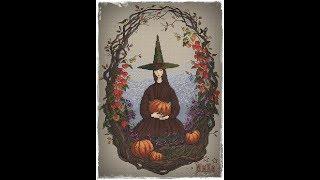 Осень-ведьма от МиКа. Разноцветный бек. А нужен ли бисер?