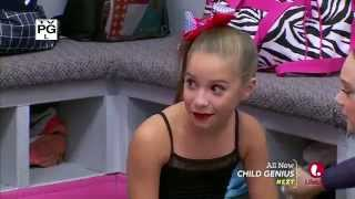 Dance Moms -JoJo talks to much ;season 5 episode 3