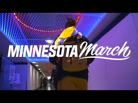 "Gopher Basketball ""Minnesota March"" (Feat. Mac Irv)"