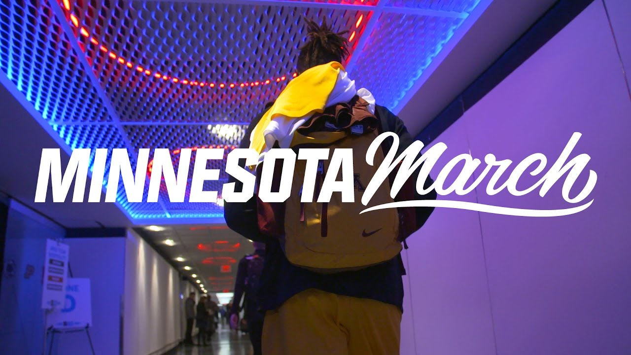 "Gopher Basketball ""Minnesota March"" (Feat. Mac Irv) - YouTube"