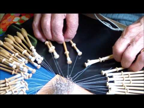 Bruges, Belgium - Art of Lace Making