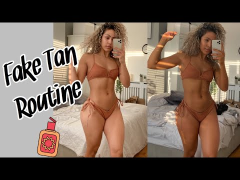 MIXED RACE GIRL TRYS FAKE TAN FOR THE FIRST TIME | Bondi Sands from YouTube · Duration:  9 minutes 43 seconds