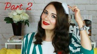 видео ????????ЛАЙФХАКИ для девушек - как создать объем у корней и укладка на тонкие волосы  | Dasha Voice