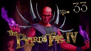 Zagrajmy w The Bard's Tale IV: Barrows Deep PL #33 - Iwon Rheg