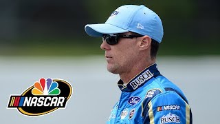 Kevin Harvick at a low point after Michigan Cup race | Splash & Go | Motorsports on NBC