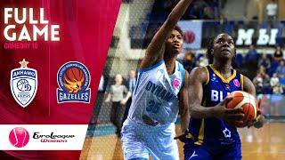 Dynamo Kursk v BLMA - Full Game - EuroLeague Women 2019-20