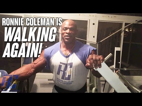 Ronnie Coleman Road to Recovery | Part 4 - YouTube