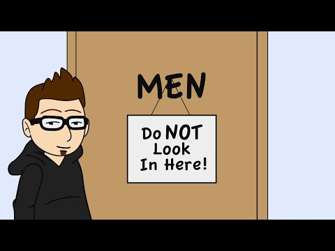 Menace's Grocery Bathroom Trip | Animated Podcast