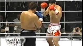 MARS 松本勇三(Yuzo Matsumoto) vs 加瀬大策