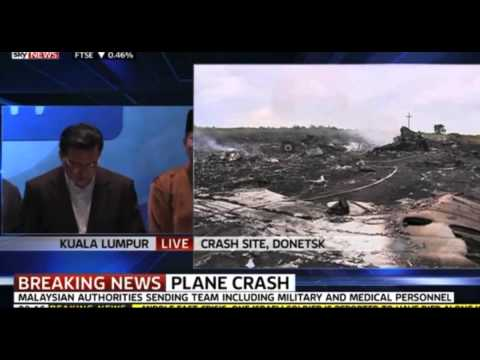 Malaysian Airlines  MH17 Press Conference