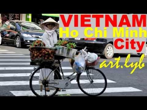 VIETNAM Ho Chi Minh city art.lyb
