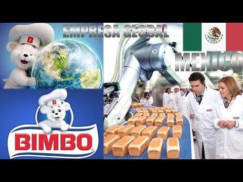 Empresas  Globales de México: Grupo Bimbo es la Empresa Panificadora Más Grande del Mundo