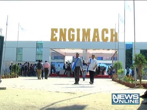 Engimech Exhibition In Ahmedabad
