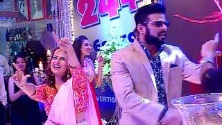 Yeh Hai Mohabbatein : 31st May 2016 - Ishita Got Drunk & Dance!