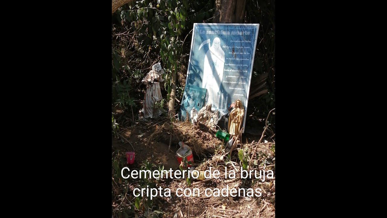 El Cementerio de la bruja