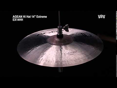"Extreme Hi Hat 14"" vídeo"