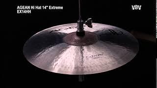 "14"" Hi Hat Extreme video"