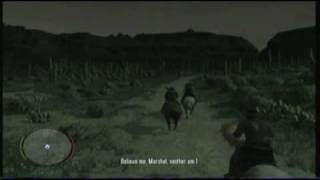 Red Dead Redemption: Killing Bandits with the Marshal part 1