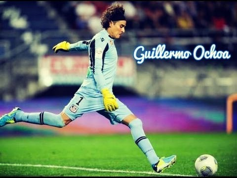 Guillermo ochoa memo ac ajaccio all saves 2013 - Guillermo ochoa wallpaper ...