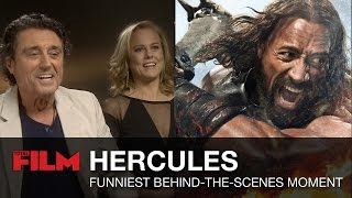 Hercules: Funniest Behind The Scenes Moments