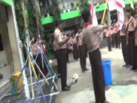 Lomba STATION 2014 SMP Negeri 43 Surabaya
