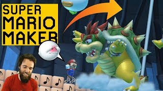 This Could Be a Problem // SUPER EXPERT NO SKIP [#52] [SUPER MARIO MAKER]