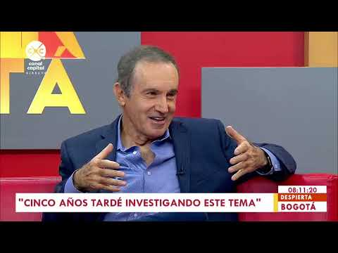Andrés Oppenheimer - libro Sálvese quién pueda - Despierta Bogotá