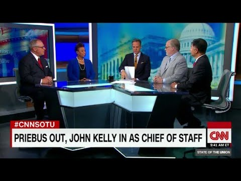 Rep. Barbara Lee: Trump is 'militarizing' WH