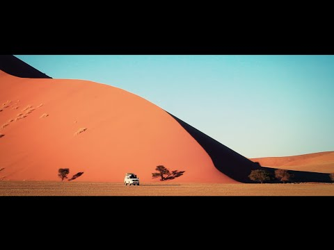 Damien Castera // Lost in Namibia - 26min