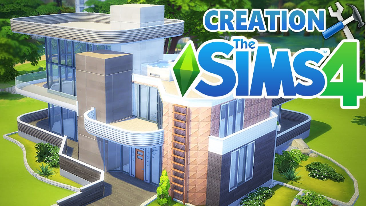 Populaire TRANSPARENCE - Construction SIMS 4 - YouTube FF24