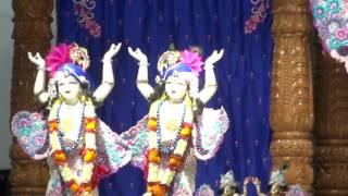Поездка в Храм Радха Говинда Мандир | Мы-лучшая семья!