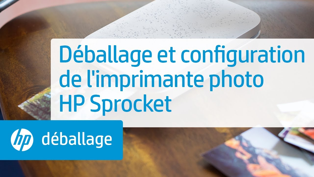 imprimante sprocket