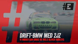 BMW E46 med 2JZ - Niels bliver køresyg