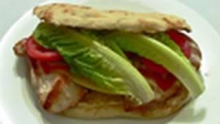 Simple Chicken Burger Recipe