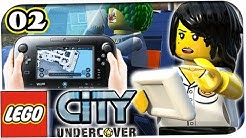 Lego City Undercover Gameplay | Let's Play - #02 - Real Life Cam AKTIVIERT!