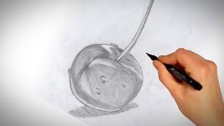 ✎ Tutorial: Kirsche zeichnen [Deutsch] [HD]