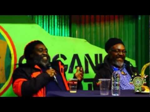 Organic Roots. Pregunta a Channel One en honor a Radio Rasta