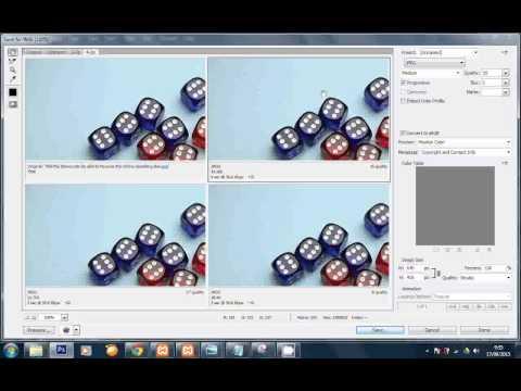 Memperkecil Ukuran Gambar di Photoshop CS6